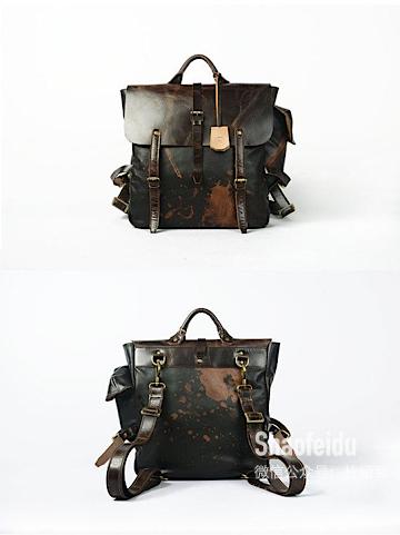 男生需要哪些基本款的包袋?(三)——双肩包