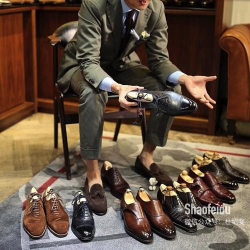 男生需要哪些基本款的鞋子?(五)——喜欢啥买啥