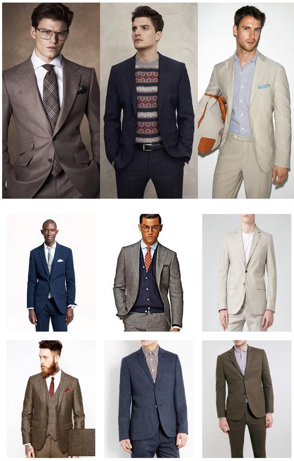 必备的男装单品有哪些?(六)