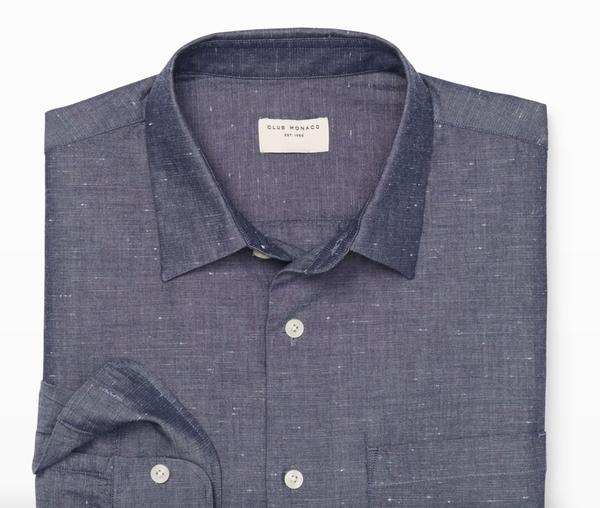 简洁不俗、质地优良、独特个性的衬衫、T shirt
