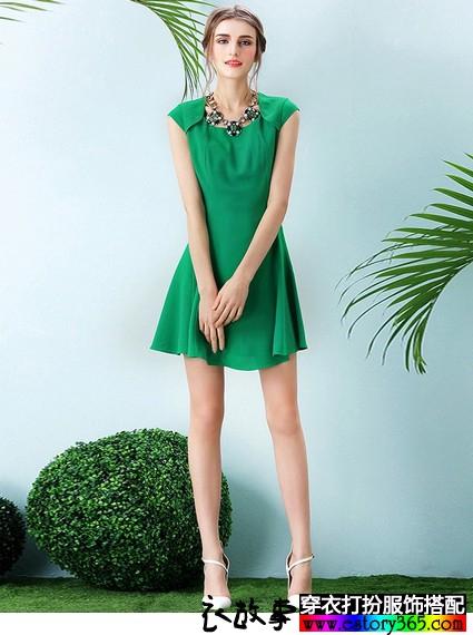 飘逸的裙或衫,过夏天