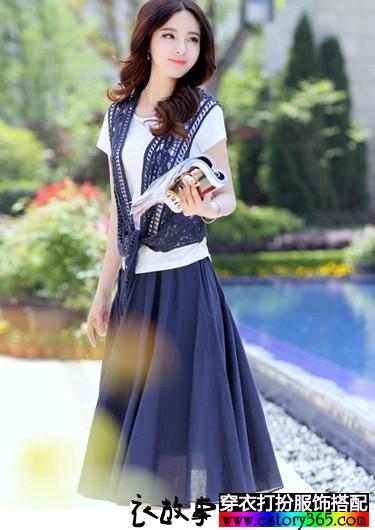 波西米亚套装连衣裙
