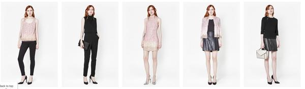 适合20岁女生的不奢侈有档次的衣服?