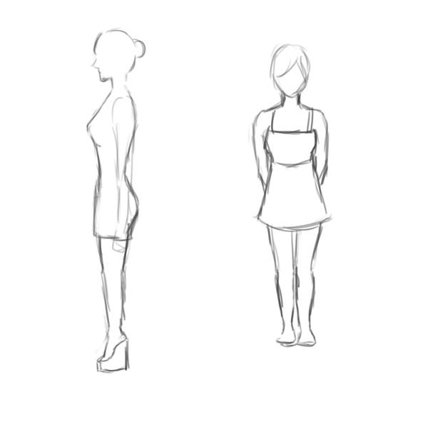 显得腿长的穿衣搭配技巧方法