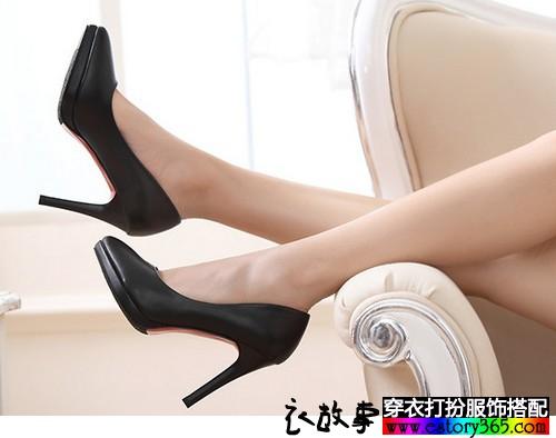 时尚与犀利有关,夏款尖头鞋合辑