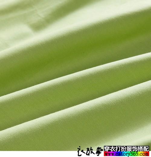 纯色纯棉四件套