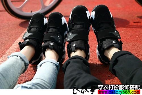 内增高厚底运动气垫鞋