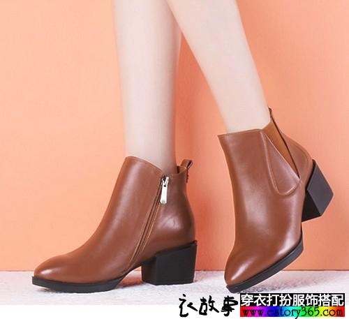 秋季新款鞋子祝你走好每一步