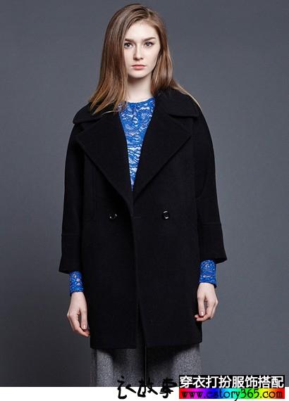 暗色系的冬装,有些单品你会必备