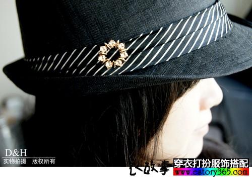 蒲公英水晶胸针