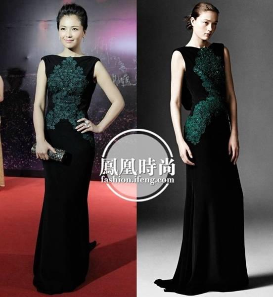 明星潮搭:刘涛平时穿什么大牌的衣服?