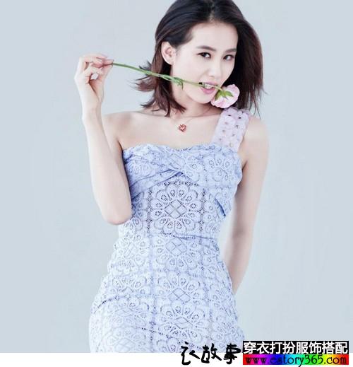 刘诗诗 古装剧走出的时尚女神