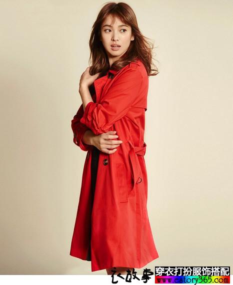 红色衣服好运气,新年就要好运气