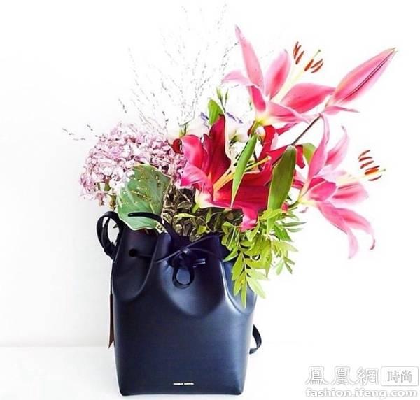 水桶包篇 | 貌美包包和春光不可辜负