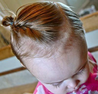 女孩扎头发教程 各种小女孩头发造型 减龄萌萌哒 上图片