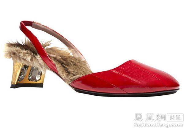 派对也可以穿抢镜的平底鞋
