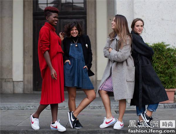 2016最火平价鞋款是什么?Nike Classic Cortez——阿甘鞋