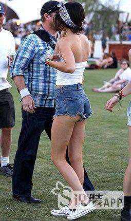 热裤怎么穿才合适?