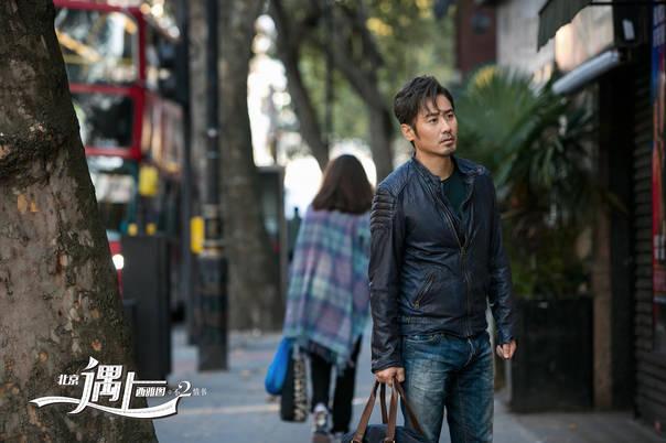 《北京遇上西雅图2》 吴秀波 穿Giorgio Armani