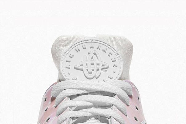 撇去小白鞋 来点幻彩色