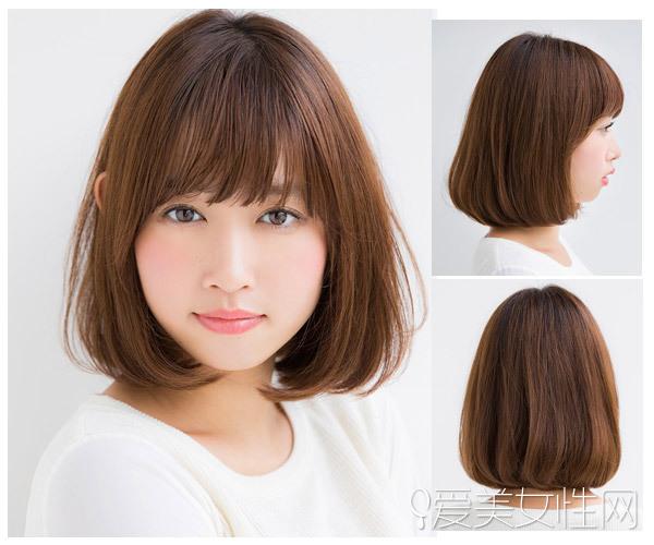 剪个清爽短发 有助于夏天消暑