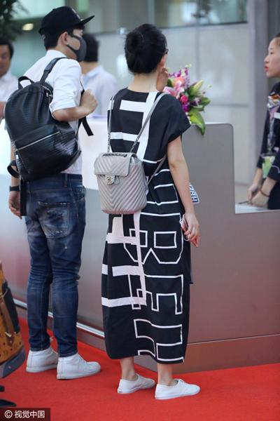 实测Chanel双肩包 这就是萌版的CF嘛