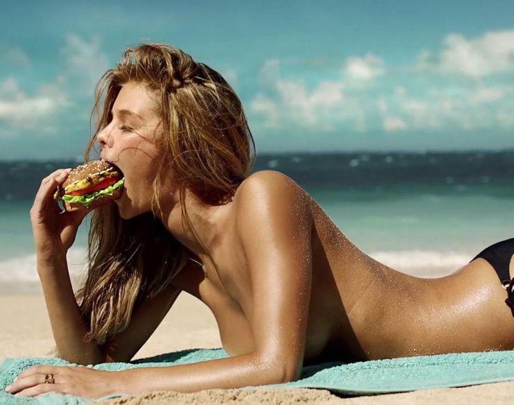 想看金小妹Gigi大口吃肉的样子吗 我们满足你!