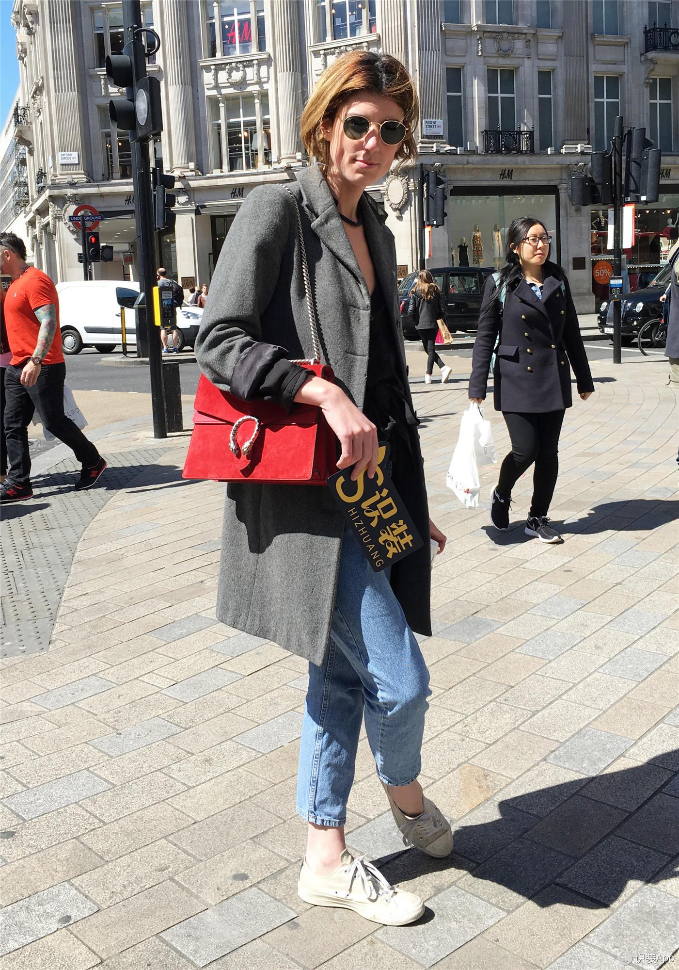 全球GO|英国妹子换季穿什么?我们去伦敦街头看了下