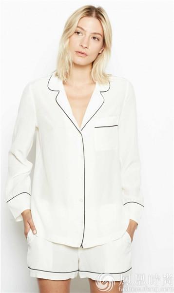 这个牌子的衬衫让Kate Moss经常从男友衣柜找来偷穿