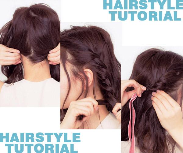听说喜欢盘发的都是优雅的妹纸?