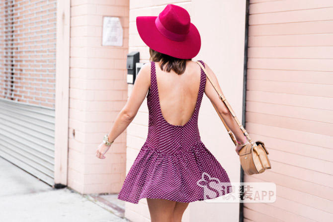 """夏天凹造型的帽子要怎么戴才不""""村炮"""""""