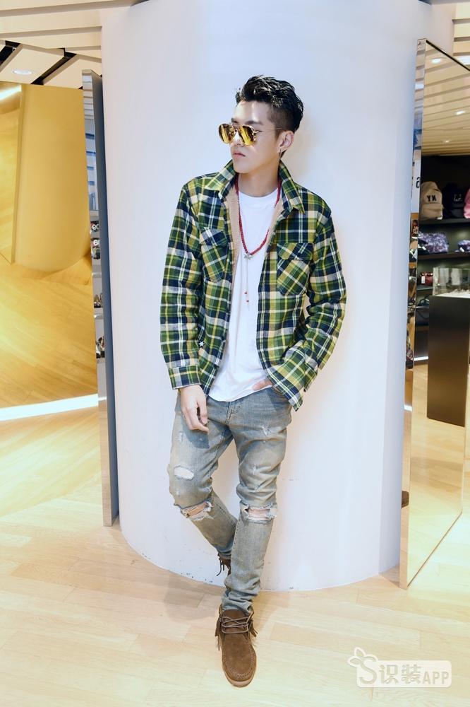 """这些""""时尚灾难""""只有吴亦凡才能穿成大写的帅气!"""