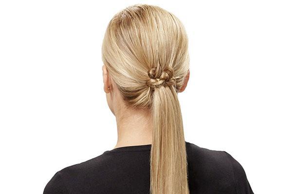 那些年丢掉的电话线发圈竟能创造多样发型