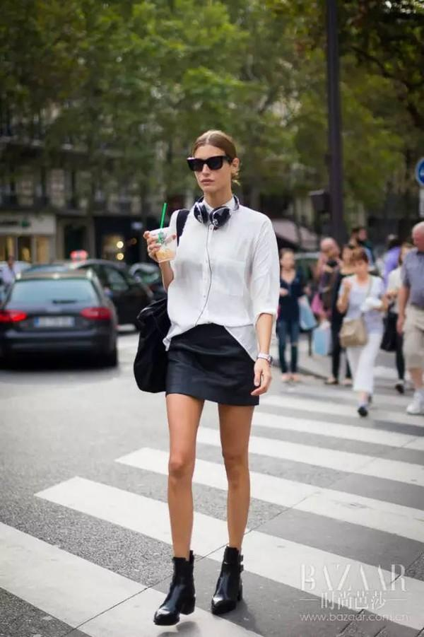 郑爽Angelababy才不怕乱穿衣的季节,长袖短装让美腿再飘一阵子!
