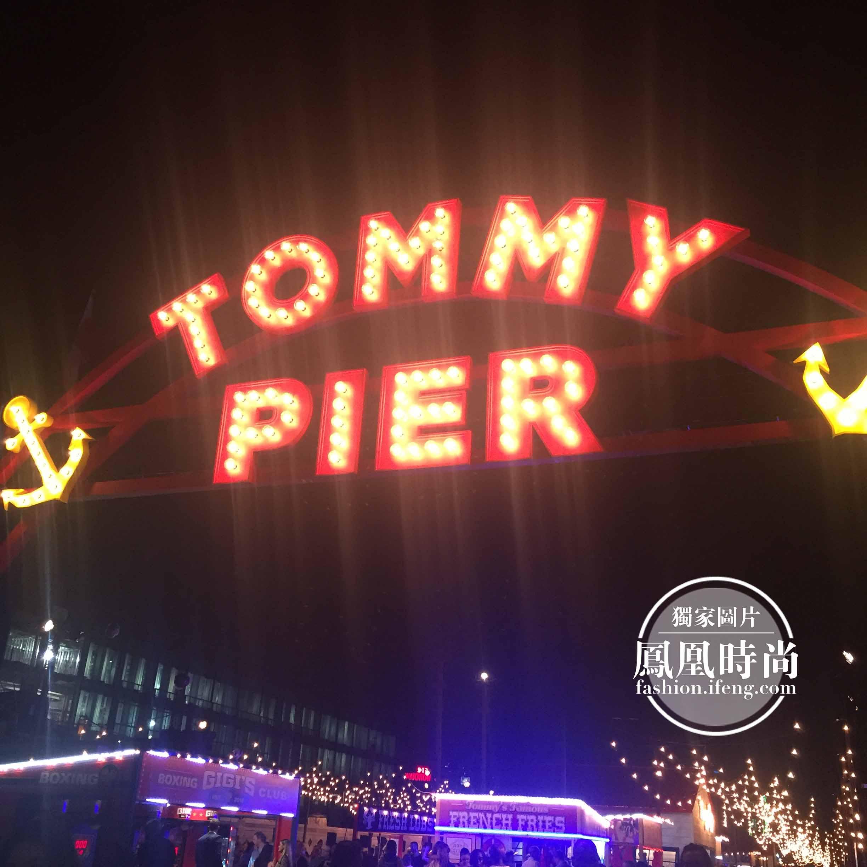 6个细节看懂Tommy X Gigi秀 国内同步开卖最便宜不到600