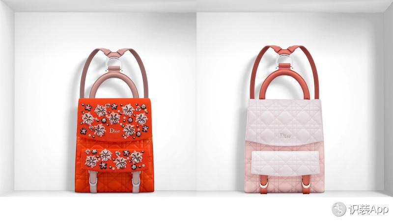 Dior新品双肩包 不是让你变贵妇而是秒变少女