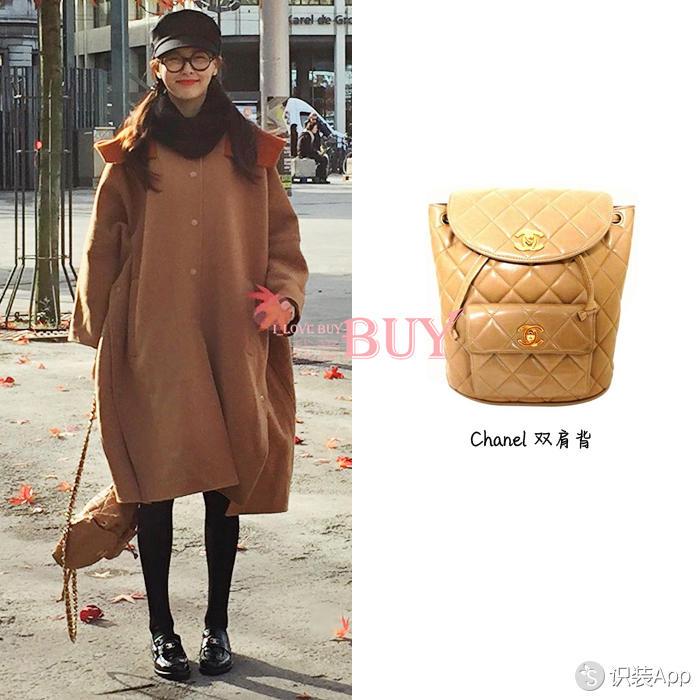 唐嫣和她的51只包包 | 爱马仕LV都快被她背遍了 !