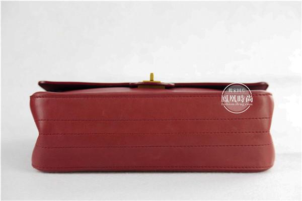 实测Chanel2.55软皮口盖包 上市3个月就大火