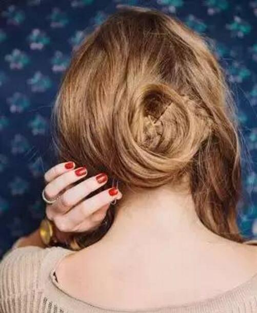 八公举:高圆圆也爱的新发型,不是花苞BOB头是什么