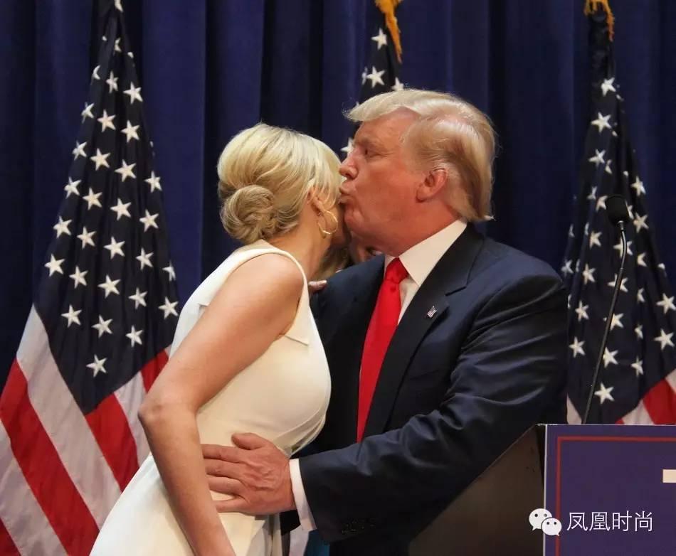 特朗普当选总统,34岁大女儿才是最大的助力?
