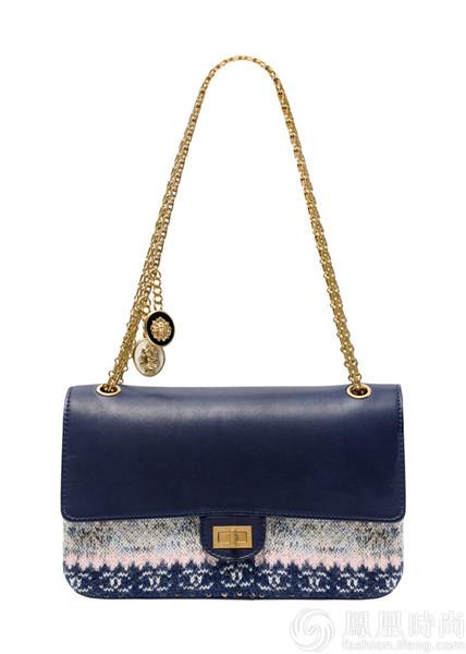 2016年9大最火包包票选 最创新的Chanel2.55软皮手袋