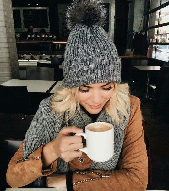帽子戏法让任意款发型都能变得时髦还显气质