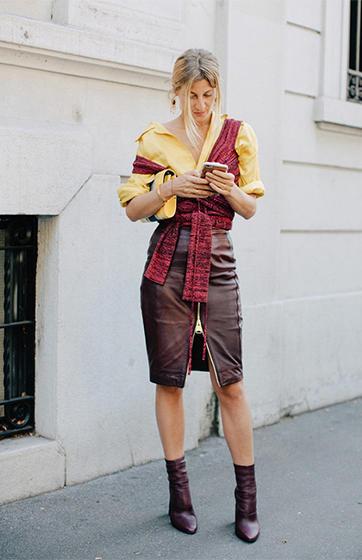 7 个穿衣小诀窍让经典款变化出全新造型!